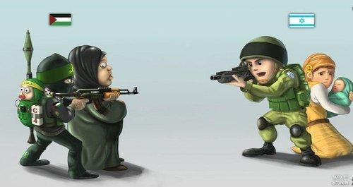 IDF Targets Enemies while Limiting CivilianCausalities