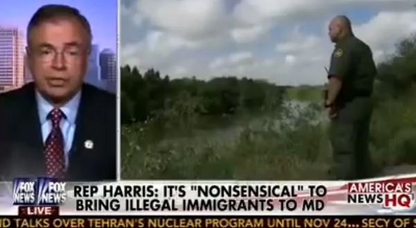Rep. Andy Harris on Fox News – Illegal Aliens in Maryland