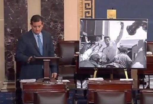 Cruz: Every American Should Take Interest in Leopoldo Lopez'sFate