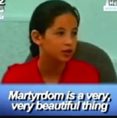 Palestinian Children Taught to HateJews