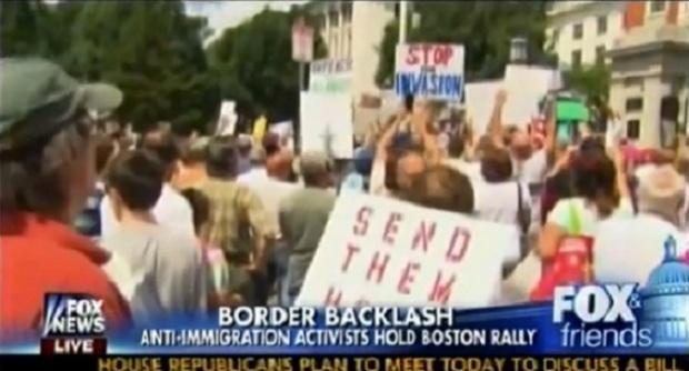 Border Backlash InBoston