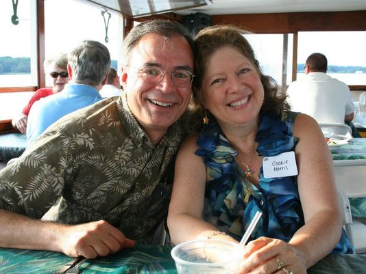"""Remembering Sylvia """"Cookie"""" Harris, wife of Republican Rep. Andy Harris ofMaryland"""