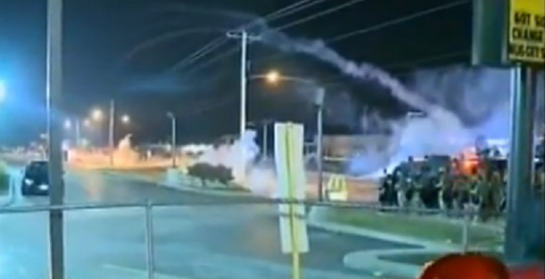 Ferguson MO – Madness & Riots Escalate