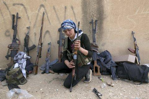 If A Woman Kills You, it Means No Heaven for You -Female Kurdish Fighters BIG Problem For ISIS