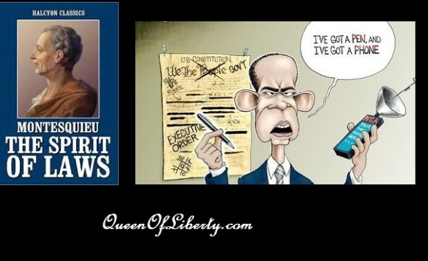 Immigration -Obama Does Not Like Separation ofpowers