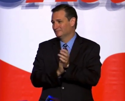 Ted Cruz Rocks The House at the Values VoterSummit
