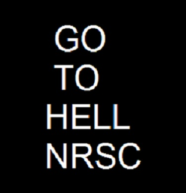 Go To Hell NRSC