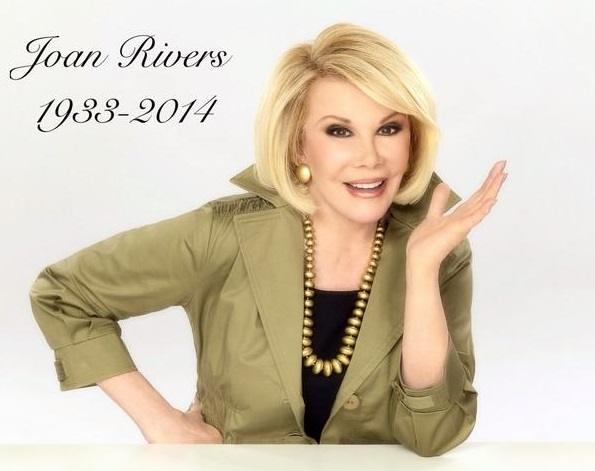 Do it Now! My Joan Rivers Story