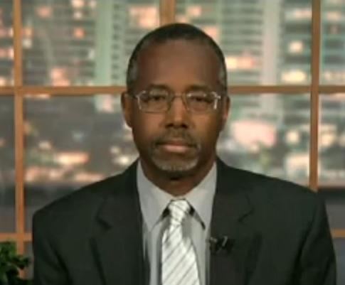 Dr. Ben Carson onEbola