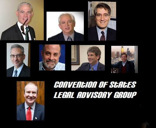 Mark Levin & The COS Organization form Legal Advisory Group