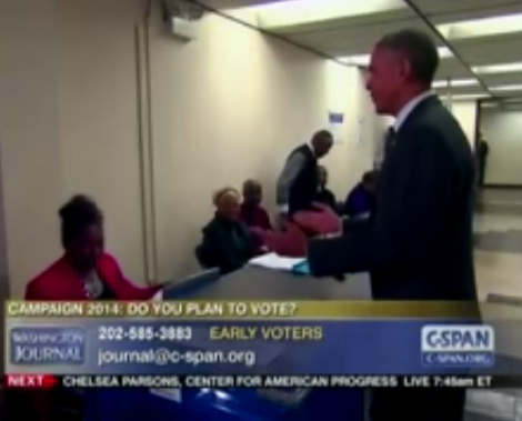 Black Christian Grandmother Age 82 Votes GOP & Blasts Democrats