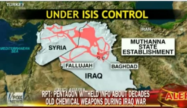 Weapons of Mass Destruction In Iraq – Will They Fall Into The Hands of ISIS?