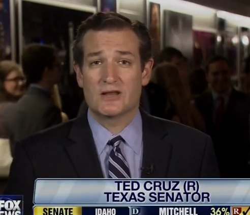 Election Night – Sen. Ted Cruz talks about the GOP wave & plans for the future