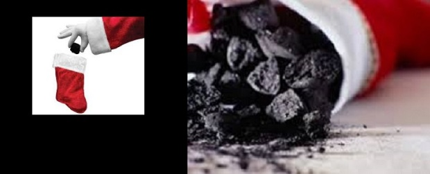 D.C. is putting coal in our Christmas stockings. (Except they hate the coal industrytoo!)