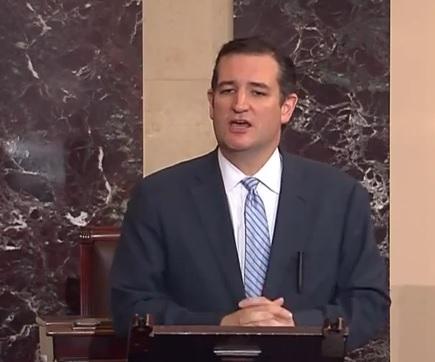 Sen. Ted Cruz: Stop President Obama's Unconstitutional Amnesty