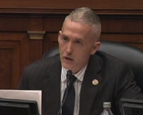 Gowdy eviscerates Gruber!