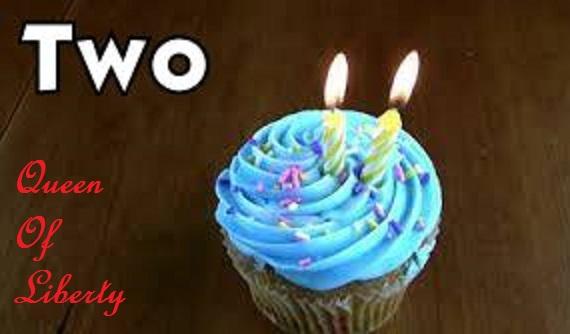Happy Birthday QueenOfLiberty.com