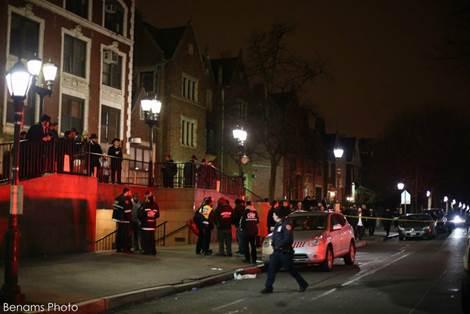 NY Stabbing Testimony: 'I'm Killing aJew!'