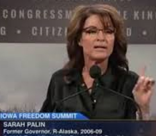 Sarah Palin's Full Speech – Iowa 2015