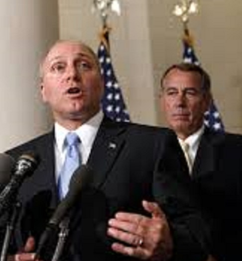Conservatives need to fight to take the Republican Party Back From Men Like Scalise and Boehner