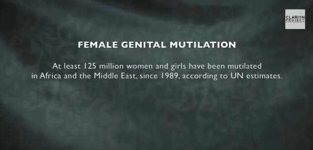 Islamic extremism and honor violence -Female Genital Mutilation is About Controlling Female Sexuality