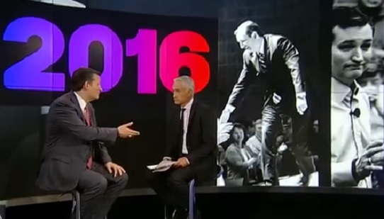 Ted Cruz Schools Jorge Ramos In This Interview