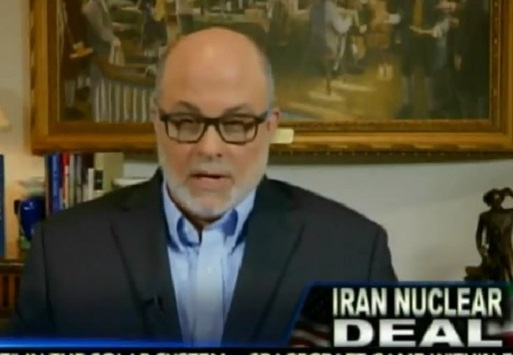Mark Levin On Sean Hannity – Iran Nuclear Deal