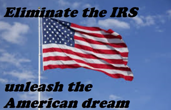 Defeat the Washington Machine & Unleash the American Dream