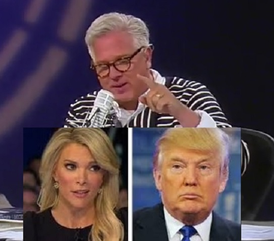 Glenn Beck's Take on the Megyn Kelly vs Trump controversy