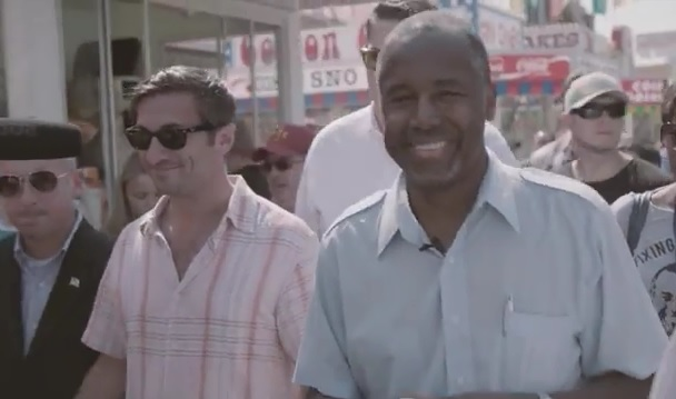 Ben Carson Speaks At The Iowa State Fair