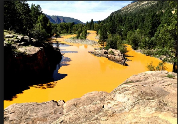 EPA'S Toxic Spill