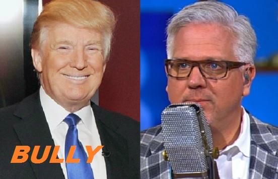 "Glenn Beck ""Trump is a Bully And Part Of The Problem"""