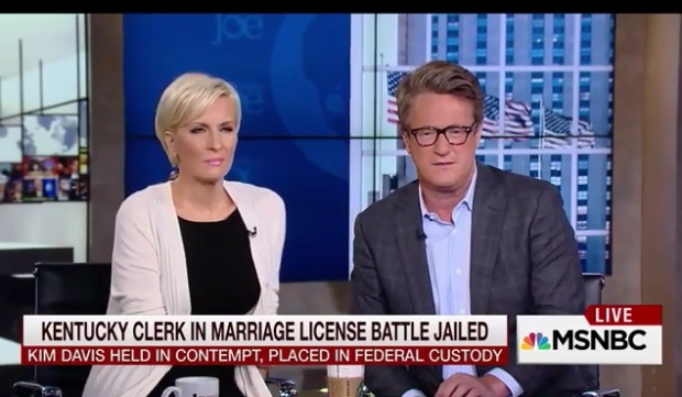 Lookout Christians, Trump agrees With Joe Scarborough On Religious Liberty