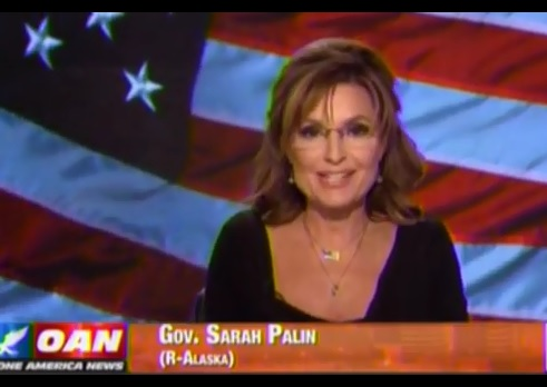 Sarah Palin talks about intolerant atheists