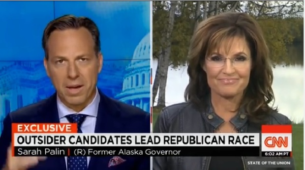 Great Interview With Sarah Palin
