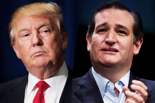 Ted Cruz's Strategic Friendship With Trump