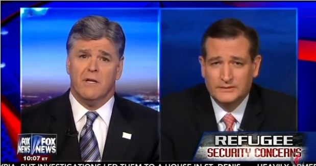 Ted Cruz Discusses Defeating Radical Islamic Terrorism and More with Sean Hannity