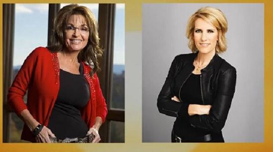 Sarah Palin Talks To Laura Ingraham About Faith And Her New Book, Sweet Freedom