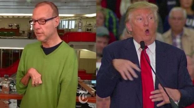 "Beck ""Trump is SaulAlinsky"""