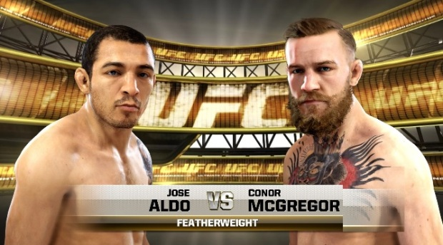 Video: Watch McGregor's and Aldo's corners react to UFC 194 titlefight