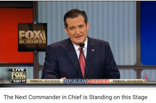 Ted Cruz Debate Highlights