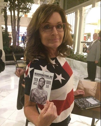 Where have you gone, SarahPalin?