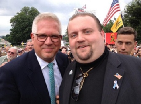 Irish John And Glenn Beck Talk About Freedom, America, Europe And More
