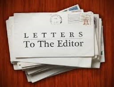 Letter To The Editor From Colorado