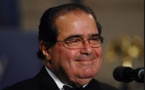 "Scalia- ""government support for religion is not only justified by the Constitution but has throughout most of our history been the unspoken norm."""