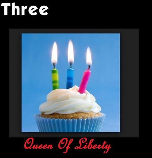 Happy Anniversary Queen OfLiberty