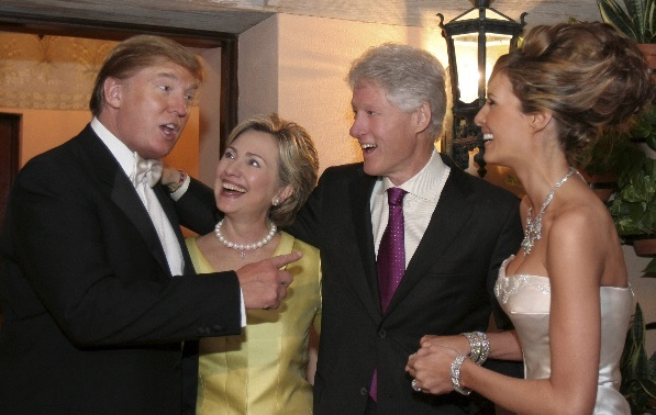Donald Trump's Love For Both Hillary And Partial BirthAbortion