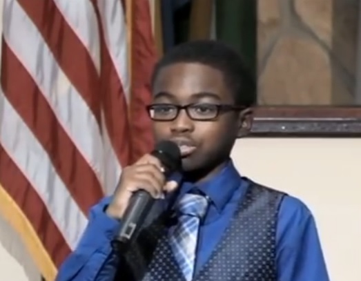 Incredible Young Man Quotes The Entire 119th Psalm