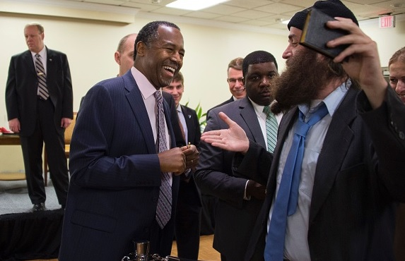 Ben Carson Wants Term Limits Via A Convention Of States or referendum
