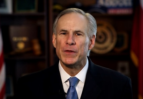 Gov. Greg Abbott Endorses Ted Cruz